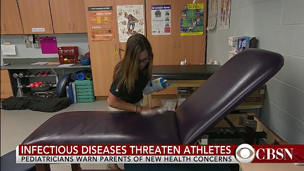 Infectious Diseases That Threaten Student Athletes