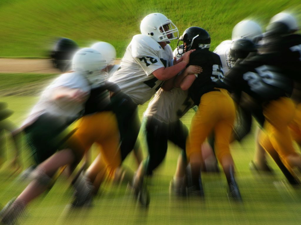 staph infections in high school football programs