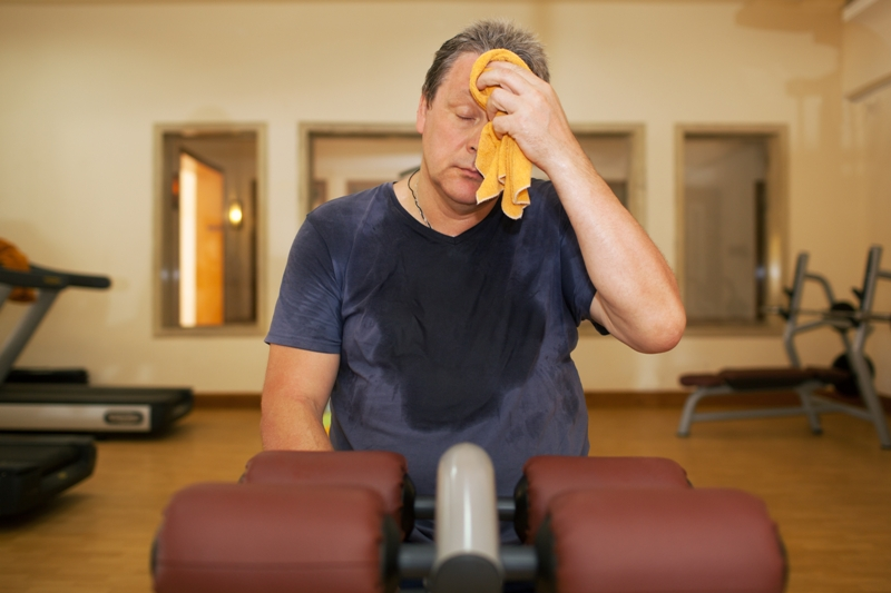 infection prevention at gyms