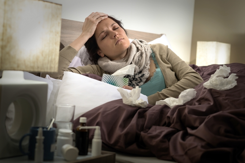 how to prepare for the flu